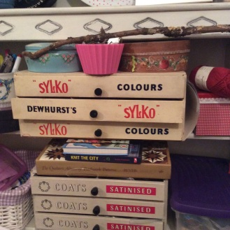 Sylko drawers!